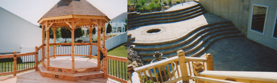 Custom Decks And Patios   Call Us Today!